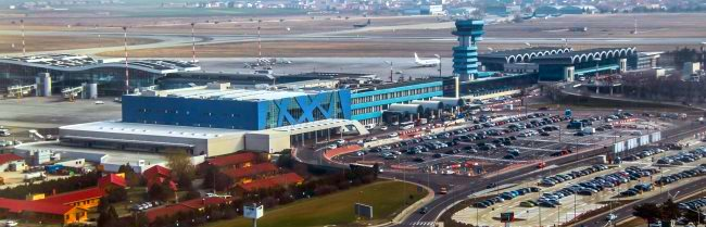 Bucharest Otopeni airport parking